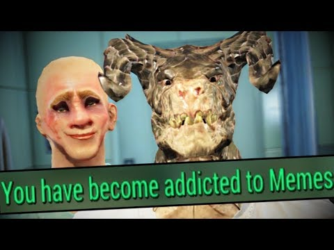 I Turned Fallout 4 Into A Nightmare With Mods