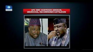 'Our Party Is Embarrassed', APC Spokesman Defends Suspension Of Okorocha, Amosun |Politics Today|