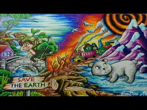 Gambar Tema Global Warming Youtube