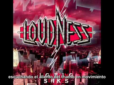 Loudness Ashes In The Sky / Shadows Of War subtitulado