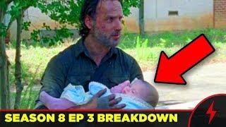 """Walking Dead 8x03 Breakdown - IS DARYL EVIL? (""""Monsters"""" Analysis)"""