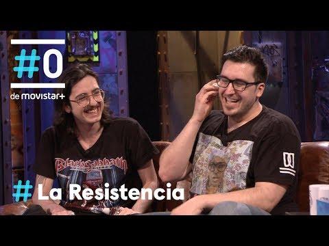 LA RESISTENCIA - Mangel y Orslok, Fortnite for the peace | #LaResistencia 24.05.2018