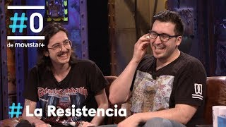 LA RESISTENCIA - Mangel y Orslok, Fortnite for the peace | #LaResistencia 24.05.2018