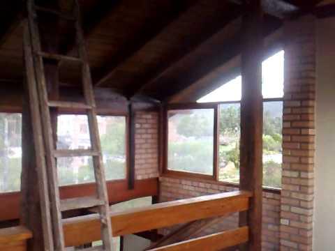 A casa rustica de ibiraquera sc youtube for Casa rustica classica