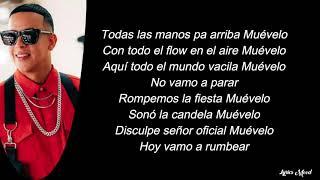 Nicky Jam, Daddy Yankee - Muévelo LETRA.mp3