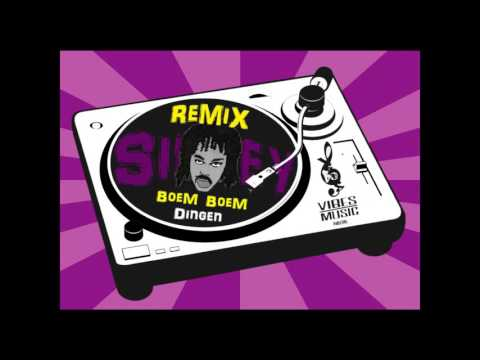 Boem Boem Dingen Sidney (Jandino Asporaat) Vibes Music ReMiX 2016
