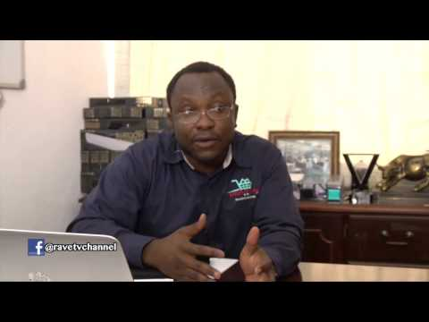 RAVETEC interview on eLOGISTICS with Mr Nduka Udeh, Preisdent/CEO, Shoptomydoor.com