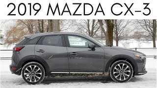 2019 Mazda CX-3 Review | more refined than ever