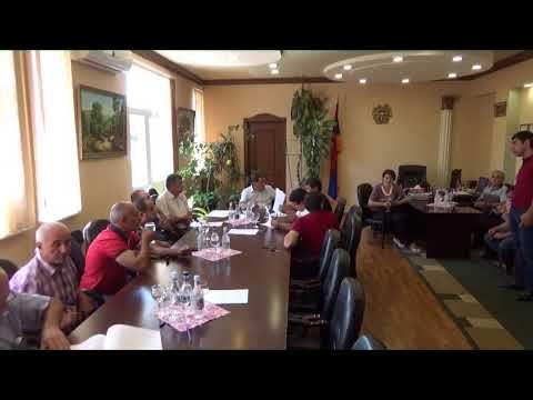 30.07.2019թ. Ստեփանավան համայնքի ավագանու նիստ