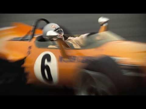 McLaren M7C - The Thursday Car