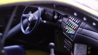 Diecast 1:18 Minichamps BMW M3 GTR (photo review)