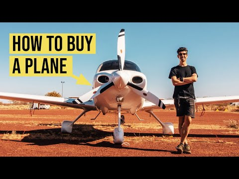How to BUY YOUR FIRST PLANE