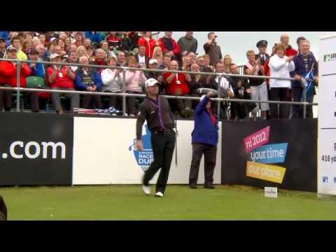 Irish Open 2012 kicks off at Royal Portrush