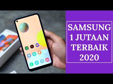 5 HP SAMSUNG 1 JUTAAN TERBAIK UNTUK 2020.