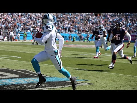 Panthers score a crazy touchdown on punt return (Week 5, 2014)