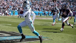 panthers score a crazy touchdown on punt return week 5 2014