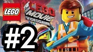 The LEGO Movie: VideoGame #2 逃出警察局