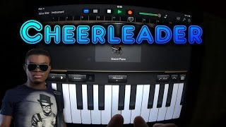 OMI - Cheerleader (Felix Jaehn Remix) (GARAGEBAND TUTORIAL)