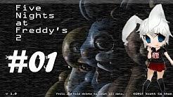 Five Nights at Freddy's 2 [Deutsch / Let's Play] #1 - Keine Türen, noch mehr Gegner