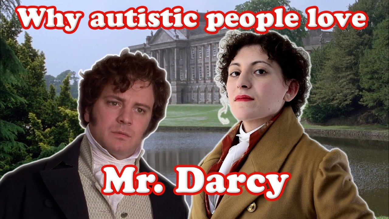 7 Character Traits that Autistic People relate to in Mr. Darcy - Sensory-Friendly Version