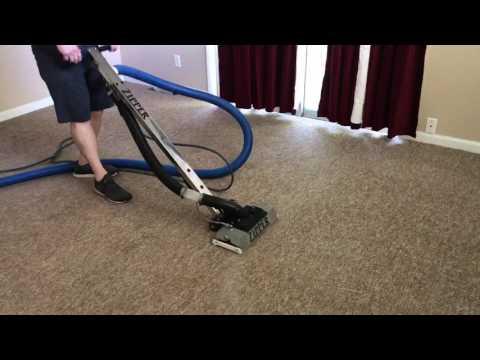Zipper carpet cleaning(nylon Berber)