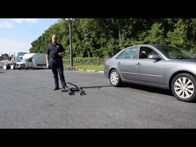 The Jak-N-Go™ Automotive Dolly