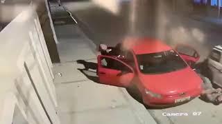 Hombre atropellado 😡