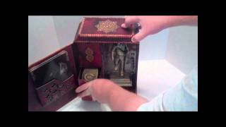 Uncharted 3 SteelBook Collectors Edition Unboxing