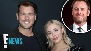 Colton Underwood Calls Out