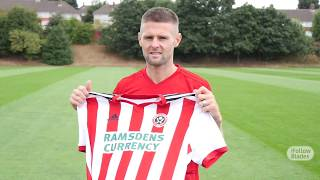 Chris Wilder on Oliver Norwood