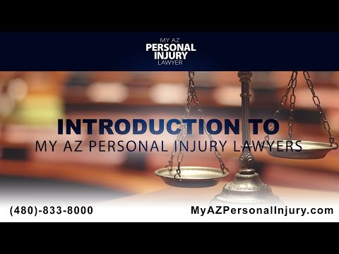 Introduction to My Personal Injury Lawyers