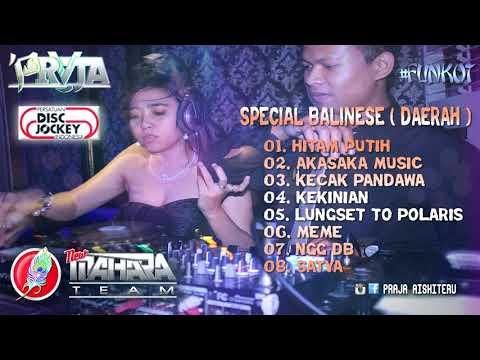 LAGU PALING ENAK | HARD Balinese ( DAERAH ) ' DJ Endro CHAN ' | FUNKOT 2017 | REMIX BY DJ PRAJA