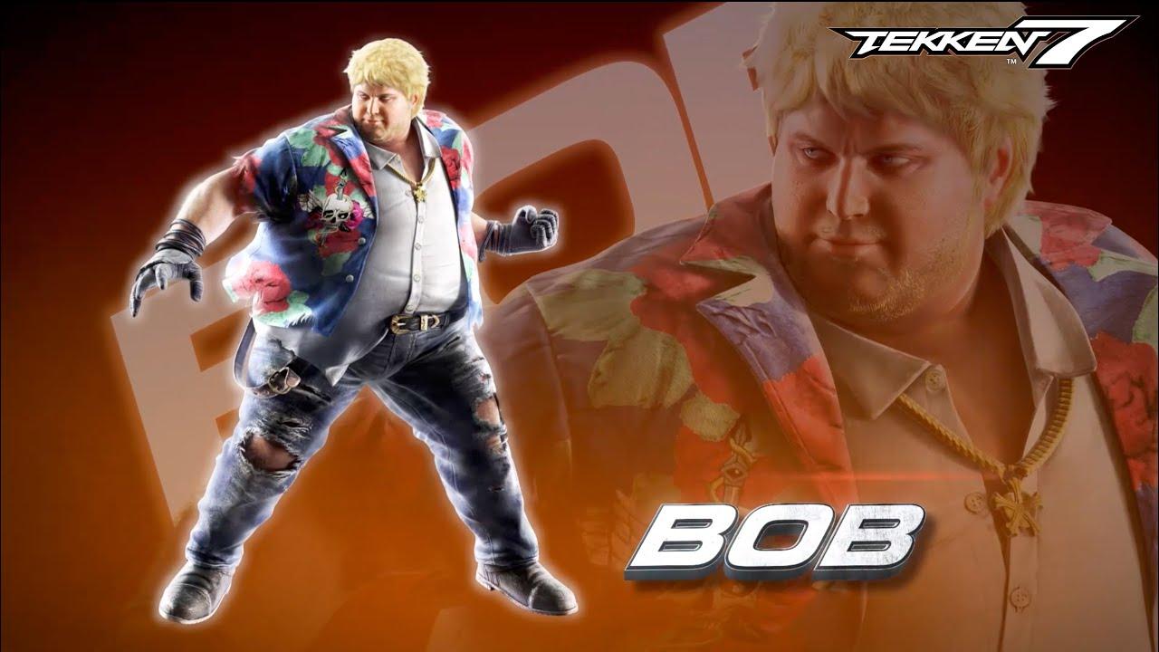 Tekken 7 Bob Guide – Drunkard Shade