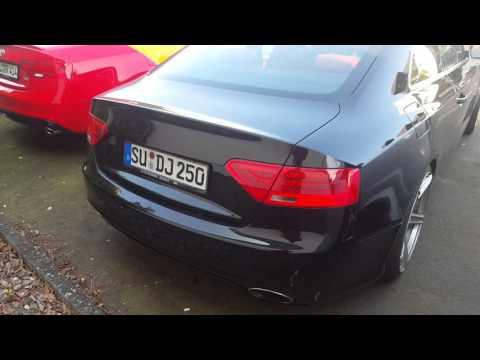 Audi A5 S5 RS5 Rückleuchten Dynamik...