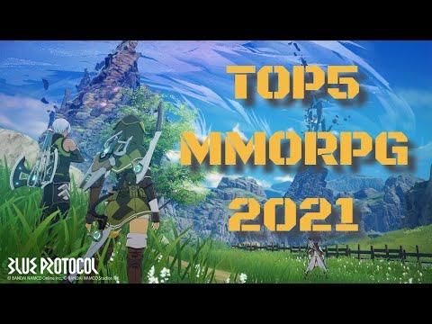 [แนะนำ]Top 5 เกม MMORPG ใหม่น่าเล่นในปี 2021