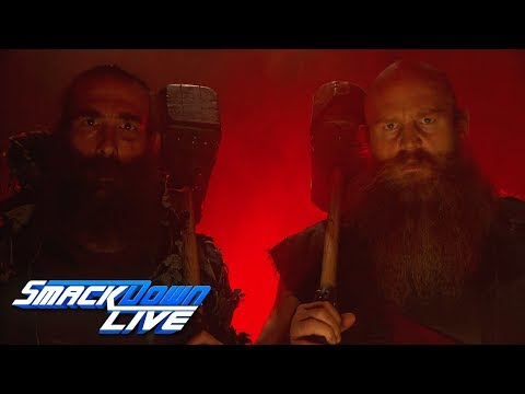 The Bludgeon Brothers have a warning for Gallows & Anderson: SmackDown LIVE, May 29, 2018