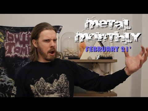 Best New Metal Releases February 2021: Iotunn, Paranorm, Revulsion, Black Totem, Significant Point