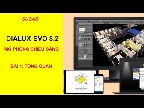 hƯỚng-dẪn-phẦn-mỀm-dialux-evo-8.2---bÀi-1:-tỔng-quan-|-sugar-mepf