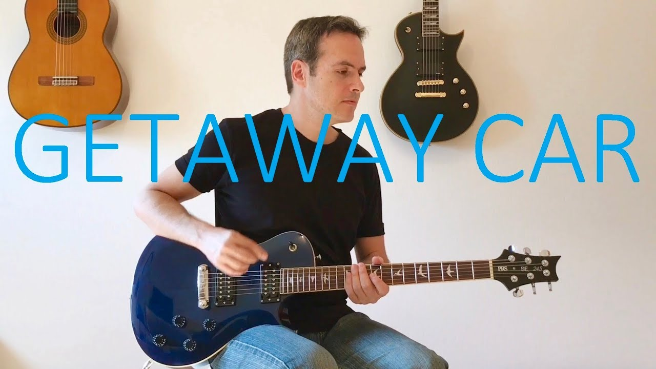 getaway car electric guitar cover with tabs taylor swift reputation album youtube. Black Bedroom Furniture Sets. Home Design Ideas