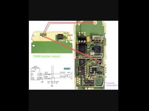 nokia 1650 ringer speaker problem solution
