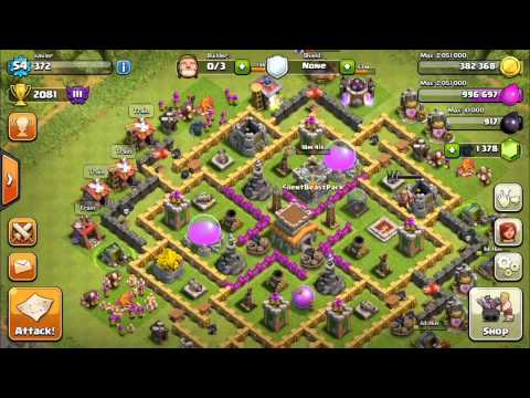 Clash of Clans - Clan info - how to become Elder! Or Co-Leader!