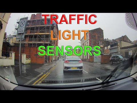 Weekly Learning Point 122 - Traffic Light Sensors