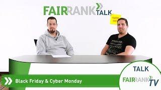 TALK: Black Friday und Cyber Monday | Fairrank TV