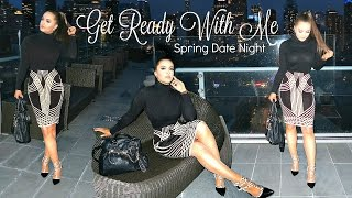 Get Ready With Me: Date Night 2016 ft. Kylie Lip Kit