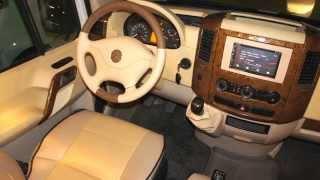 Переоборудование микроавтобусов! Mercedes sprinter/Volkswagen Crafter 2(, 2013-08-24T13:24:15.000Z)