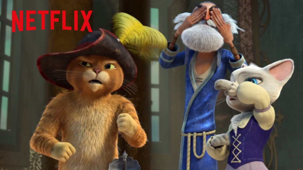 Download The End of the World | The Adventures of Puss in Boots | Netflix Futures