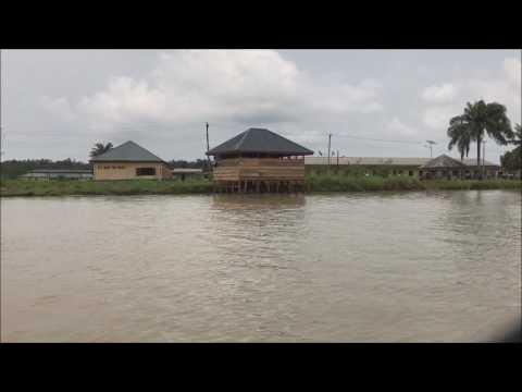 nigeria 2017 - port harcourt and niger delta