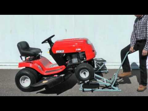 Pro-Lift Hydraulic Lawn Mower Lift
