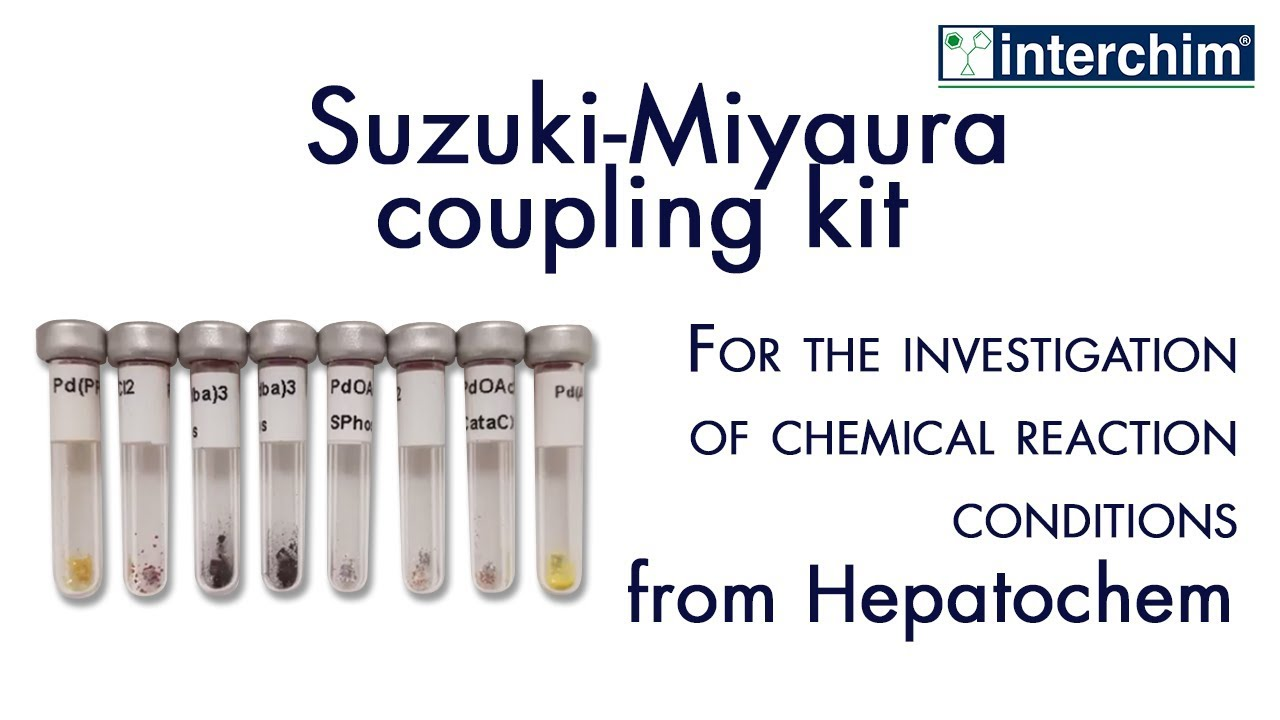 Wiring Diagram For A 628401 Hepatochem Suzuki Miyaura Coupling Kits Youtube