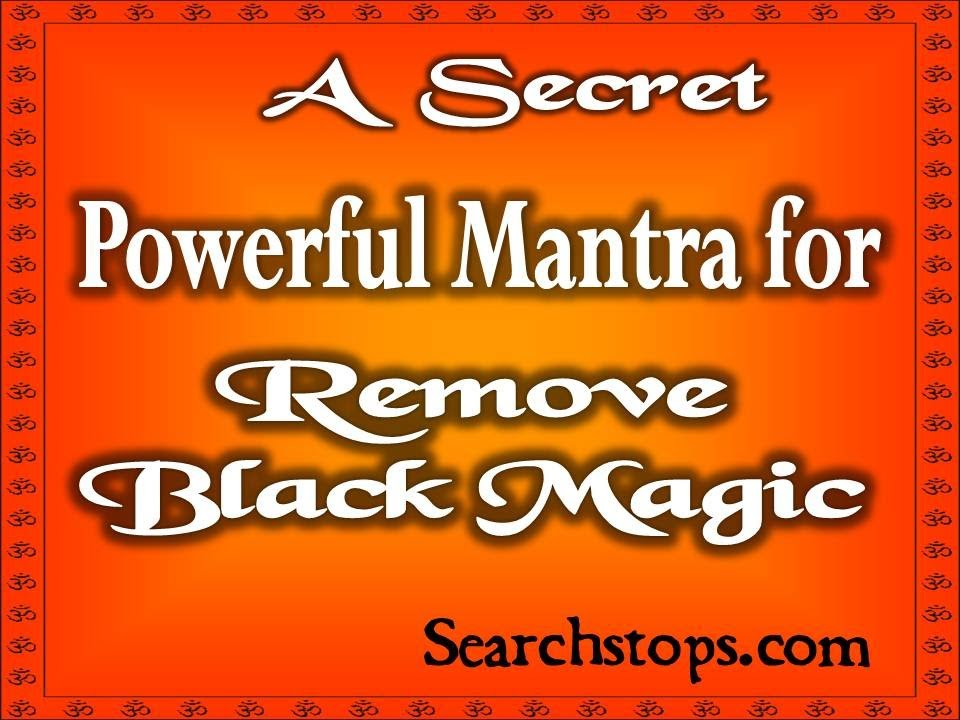how to learn black magick